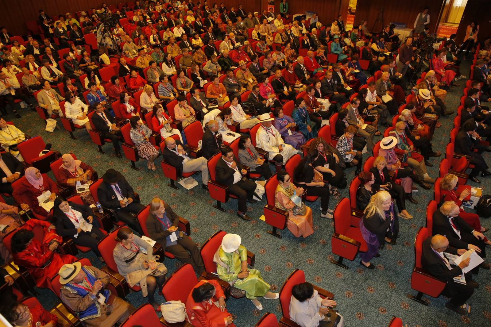 World Poetry Days in Mongolia